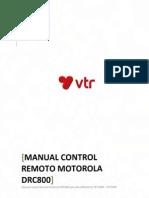 Manual Control Remoto dBOX Avanzado