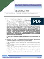 Ley 479-08 Final Documento Modelos Para Adecuacion y Trans for Mac Ion