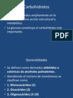 Monosacaridos Disacaridos,Polisacaridos
