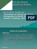 Fases da Língua Portuguesa