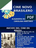 Cine Novo Brasilero
