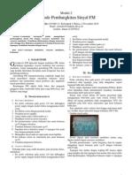 Modul 2 Metode Pembangkitan Sinyal FM-18108011