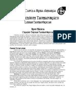Compendium Taumatúrgico - Linhas