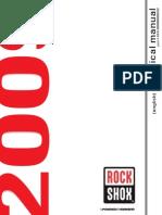 Rock Shox Service Manual
