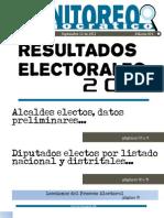 monitoreo democratico 34