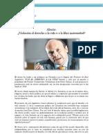 Penalización del Aborto en Colombia