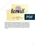 Beowulf Ppt