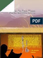 Nitiren Daishonin - CARTA de ANO NOVO (Budista)