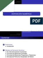 Derivacion Numerica - 47
