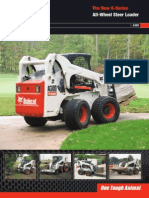 All Wheel Steer Loader Specs