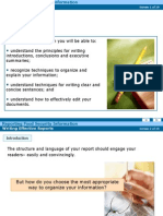 Writing Effective Reports