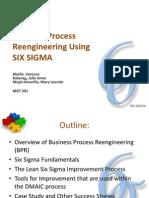 BPR Using Six Sigma[1]