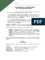 Draft Contract ALIM HGP