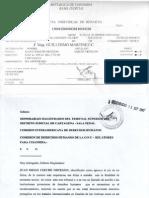 Tutela Contra Juez 4to Penal por el caso de la venta de la playa!
