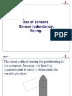 09 Use of Sensors
