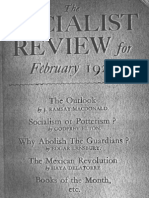 The Mexican Revolution - Haya de La Torre