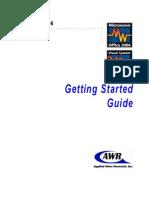 AWR Software Tutorial