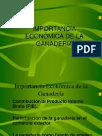 2.- IMPORTANCIA ECONÓMICA DE LA GANADERIA2