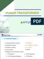 765 KV Transformer