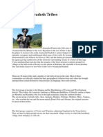 Arunachal Pradesh Tribes