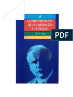 Jung, Carl Gustav - La Interpretacion de La Naturaleza y La Psique