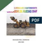 CARGADOR FRONTAL  994F-1