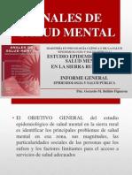 Anales de Salud Mental Sierra Rural 2008