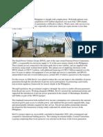 Phillipines's Wind Energy Scenario