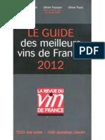 Le Guide des meilleurs vins de France 2012