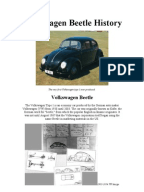 Volkswagen       Beetle    Spotter s Guide  How to tell the age of