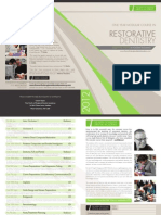 2012 Restorative Brochure