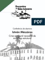 CONFERENCIA MESZAROS 20110613