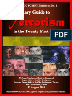 Military Guide to Terrorism in the Twenty-First Century