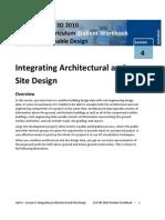 4-4IntegratingArchitecturalandSiteDesign