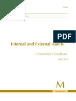 Internal and External Audits Handbook