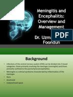 Menigitis Encephalitis Ppt