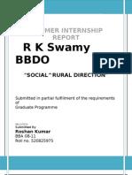 Roshan RKSwamy Report