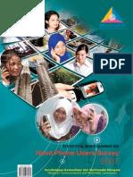 Handphone Users Survey 2007