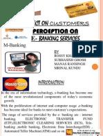 Presentation on E-banking