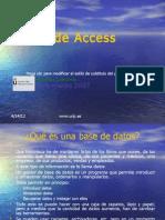 curso acces