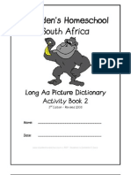 a_long Picture Dictionary Activity Book