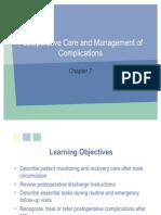 MCChapter7_Postoperativecare