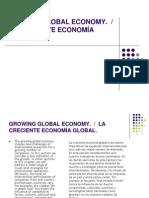 Growing Global Economy