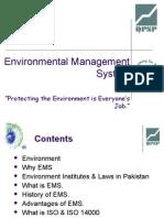ISO 14001 Quality Productivity Society Pakistan