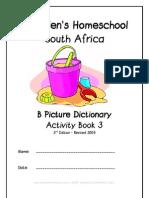 b Dictionary Workbook - Edition 3 2008