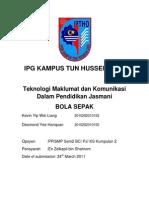 Rancangan Pengajaran Harian Bola Sepak .Docx(Edit Kevin and Desmond)