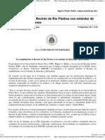 Universidad de Puerto Rico Mail - En cumplimiento el Recinto de Río Piedras con estándar de liderazgo y gobernanza