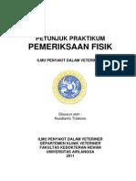 Petunjuk Praktikum Pemeriksaan Fisik Ipdv 1 2011