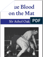 Blue Blood on the Mat