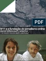 O 11 de Setembro e a fundação do Jornalismo Online